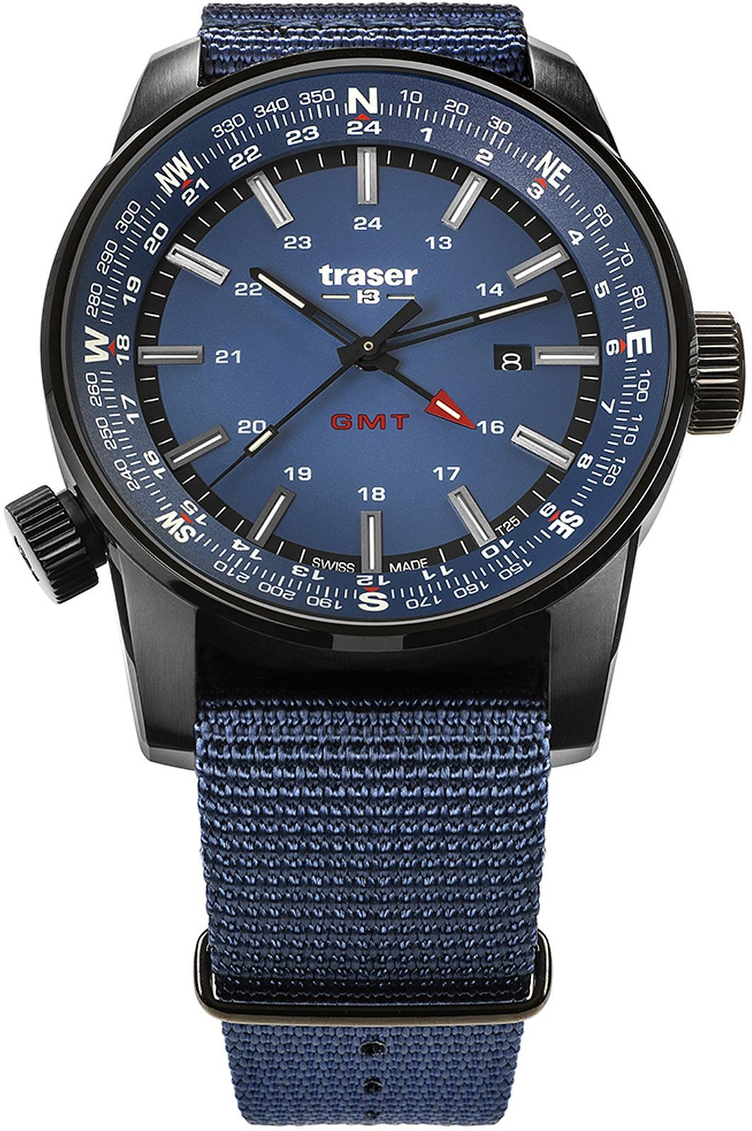 Traser P68 Pathfinder GMT TS-109034