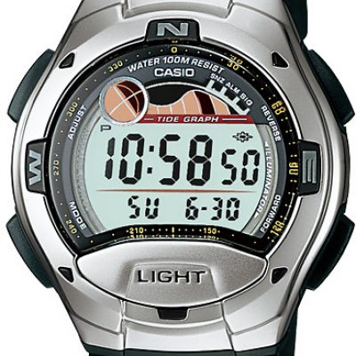 Casio Standard Digital W-753-1AV