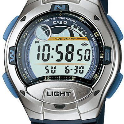 Casio Standard Digital W-753-2AV