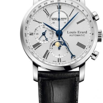 Louis Erard Excellence Moonphase 80231AA21.BDC51