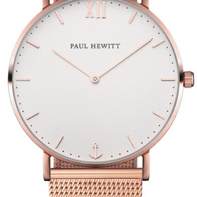 Paul Hewitt Sailor Line Rose Gold PH-SA-R-ST-W-4M