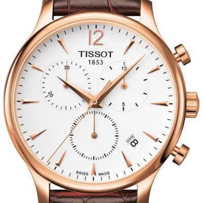 Tissot Tradition GMT T063.617.36.037.00